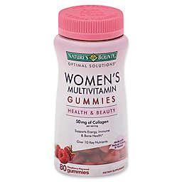 Nature's Bounty® 80-Count Women's Multivitamin Gummies