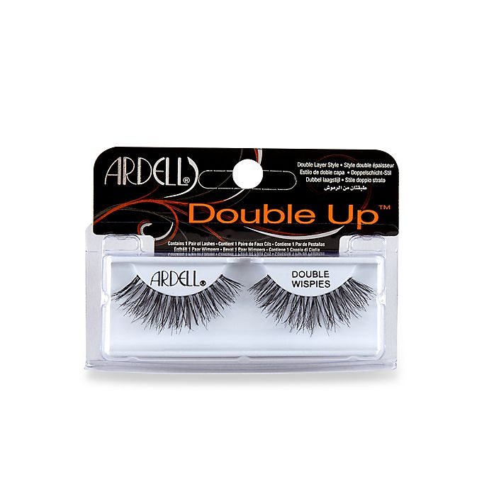 Alternate image 1 for Ardell® 1 pair Double Up Double Wispies Lashes