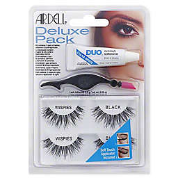 Ardell® Deluxe Pack Wispies Lashes in Black