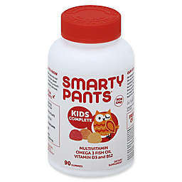 SmartyPants® 90-Count Kids Complete Multivitamin Gummies