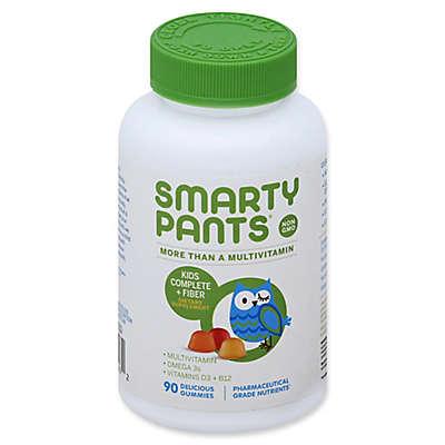 SmartyPants® 90-Count Kids Complete + Fiber Multivitamin Delicious Gummies