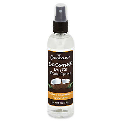 Cococare® 6 fl. oz. Coconut Dry Oil Body Spray
