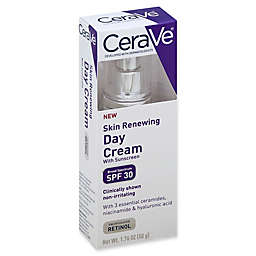 CeraVe® 1.76 oz. Skin Renewing Day Cream with Broad Spectrum SPF 30