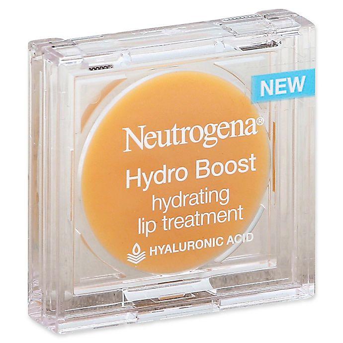 Alternate image 1 for Neutrogena® Hydro Boost .1 oz. Hydrating Lip Treatment
