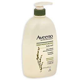 Aveeno® Active Naturals® 33 fl. oz. Daily Moisturizing Body Wash