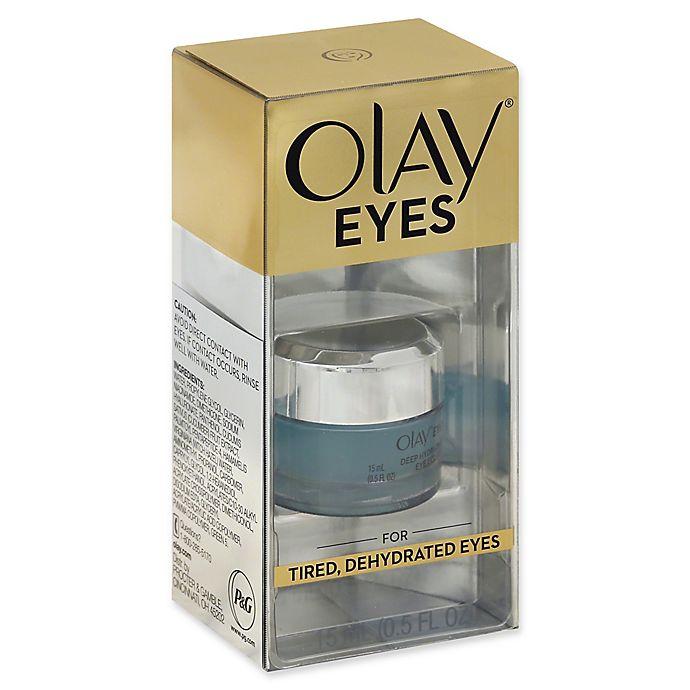 Alternate image 1 for Olay® Eyes .5 fl. oz. Deep Hydrating Eye Gel