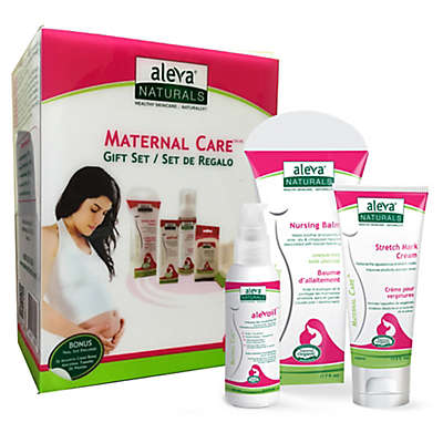 Aleva® 4-Piece Naturals Maternal Care Gift Set