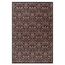 Jewel Damask Rug