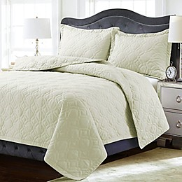 Tribeca Living Lyon Quilt Set