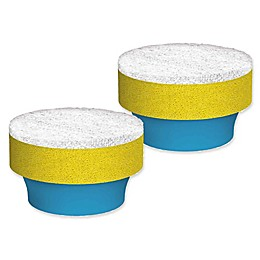 Black & Decker™ Grimebuster™ Pro Replacement Multipurpose Pads in Yellow/Blue (Set of 2)