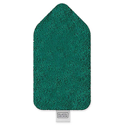 Black & Decker™ Scumbuster™ Pro Heavy-Duty Scouring Replacement Pads in Green (Set of 2)