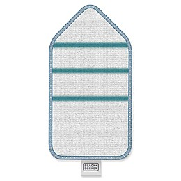 Black & Decker™ Scumbuster™ Pro Microfiber Replacement Pads in White/Blue (Set of 2)