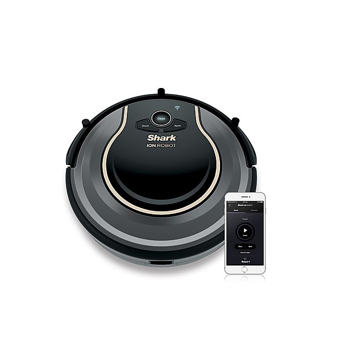 Alternate image 1 for Shark ION™ RV750 Robot Vacuum R75 with Wi-Fi