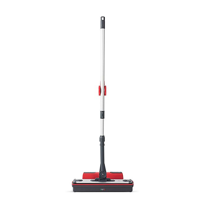Polti 174 Moppy Cordless Portable Steam Mop In Red Bed Bath