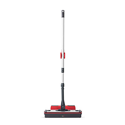 Polti® Moppy Cordless Portable Steam Mop in Red