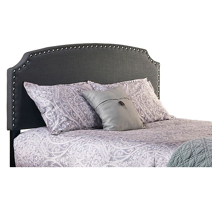 Alternate image 1 for Hillsdale Lani Twin Headboard in Dark Grey