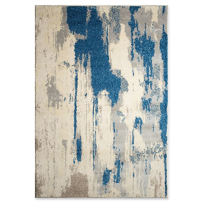 Alternate image 1 for Ren-Wil Alberto Urban Abstract 7-Foot 9-Inch x 9-Foot 8-Inch Multicolor Area Rug