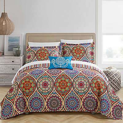 Chic Home Jory Reversible Quilt Set