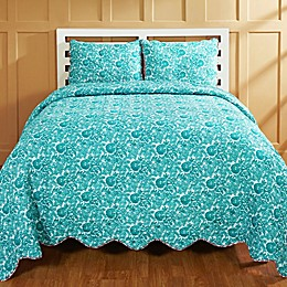 Amity Home Ikal Reversible Quilt Set