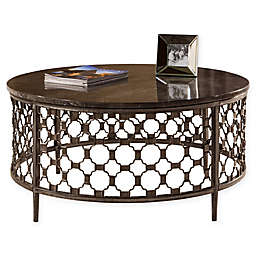 Hillsdale Furniture Brescello Coffee Table in Charcoal