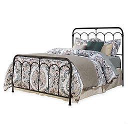 Hillsdale Furniture Jocelyn Bed Set with Frame in Black