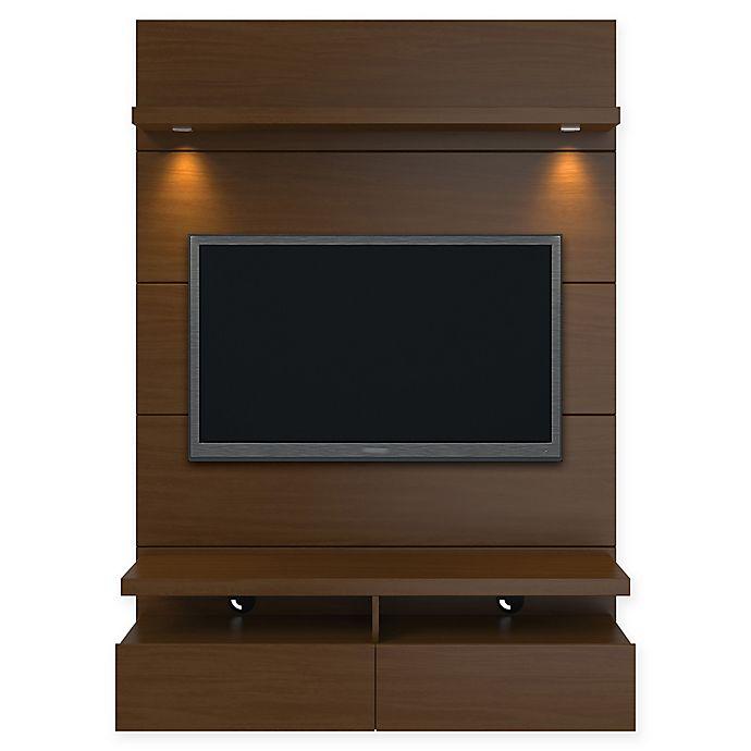 Alternate image 1 for Manhattan Comfort Cabrini 1.2 Entertainment Center