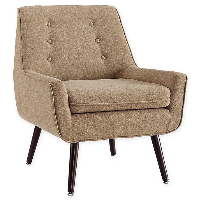 Alternate image 1 for Linon Home Tiffany Chair in Espresso