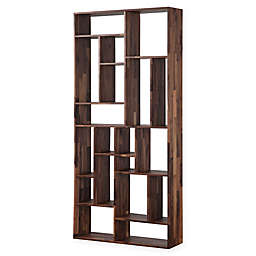 Moe's Home Collection Redemption Bookcase in Brown