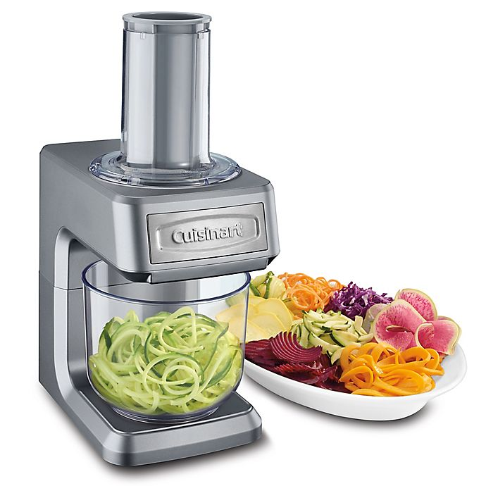 Alternate image 1 for Cuisinart® Pro Slice Shred Spiralizer