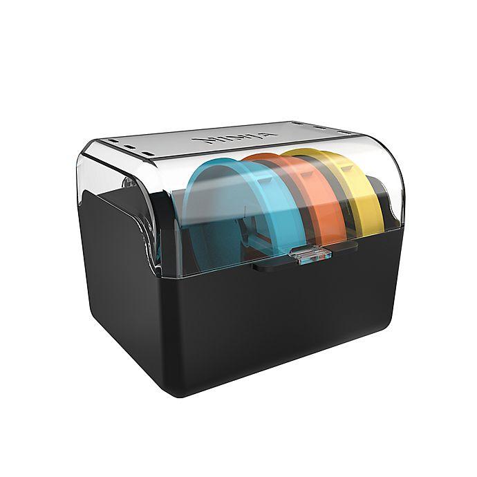 Alternate image 1 for Ninja® Intelli-Sense™ Auto-Spiralizer™ Disc Storage Box
