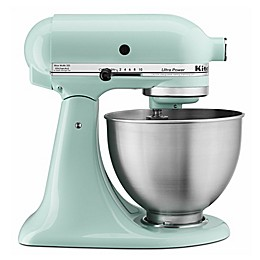 KitchenAid 4.5 qt. 2-Speed Blender in Matte Grey/Ice Blue