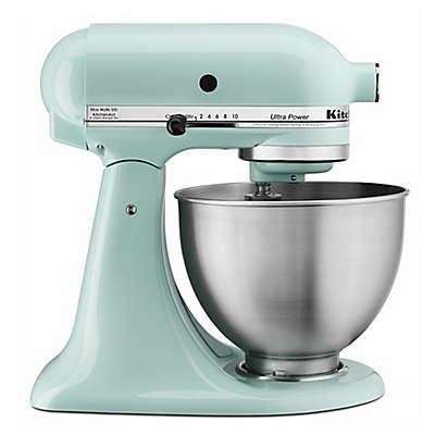 KitchenAid 4.5 qt. 2-Speed Blender in Matte Grey/Ice Blue