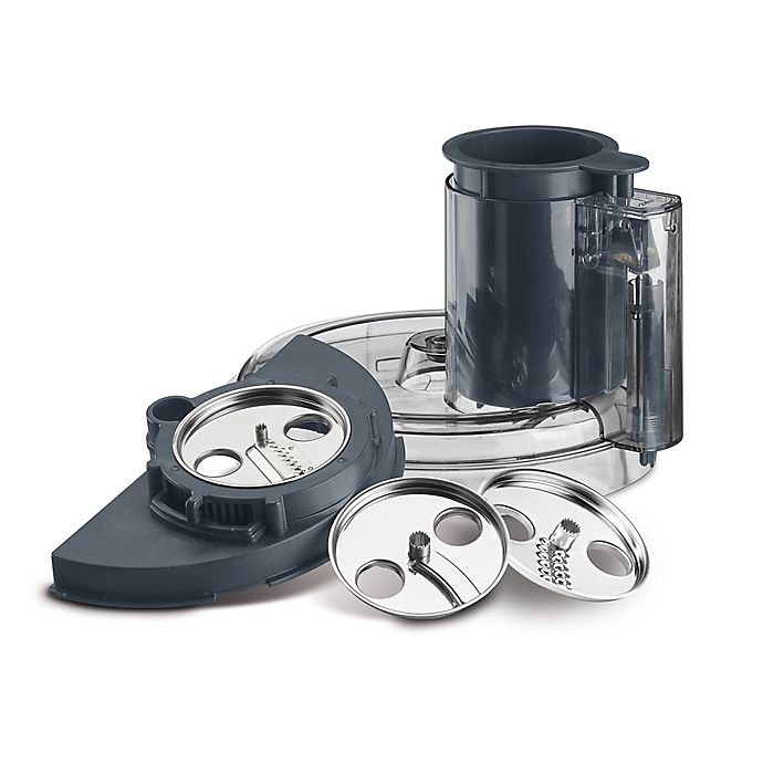 Alternate image 1 for Cuisinart® 3-Piece Spiral Accessory Kit in Grey