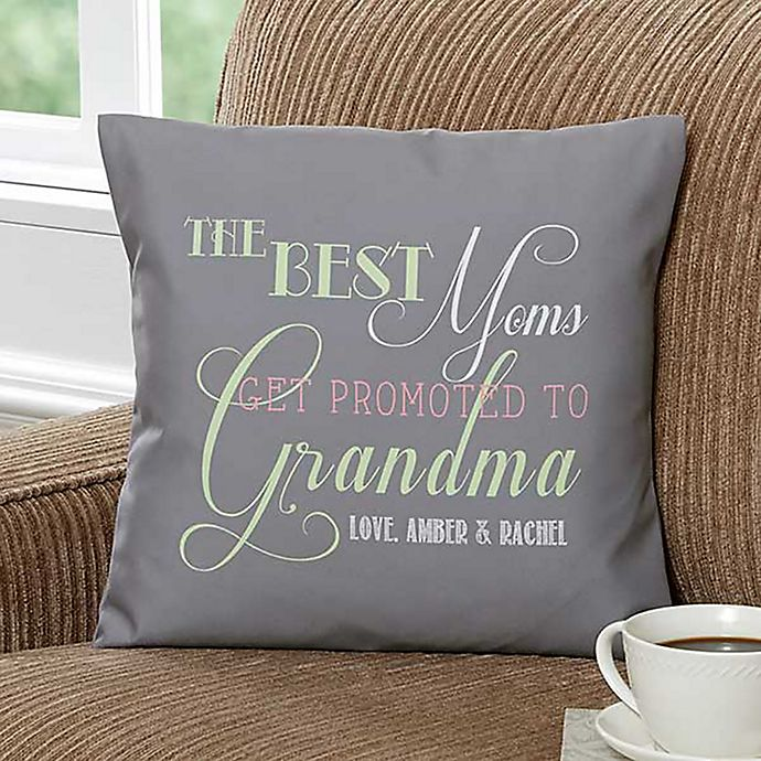 Alternate image 1 for Loving Words To Her Throw Pillow