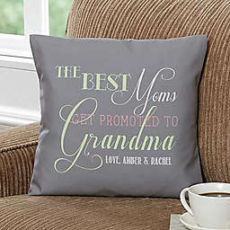Loving Words To Her Throw Pillow