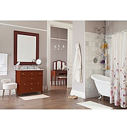 Simple and Stylish Traditional Bathroom