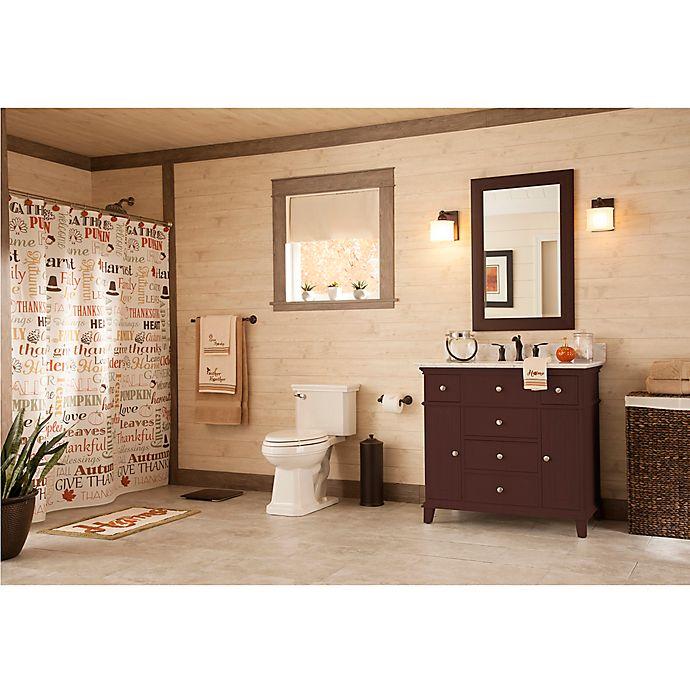 Alternate image 1 for Autumn Harvest Traditional Bathroom