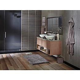 Cool, Crisp, Contemporary Bathroom