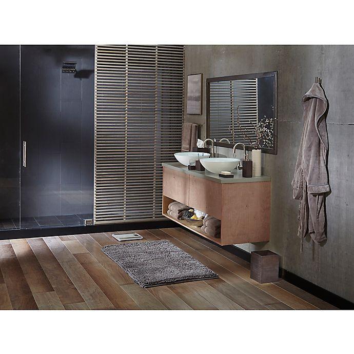 Alternate image 1 for Cool, Crisp, Contemporary Bathroom