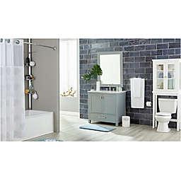 Coastal Seaside Vibes Bathroom