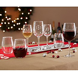Classic Celebrations Wine Glass Collection
