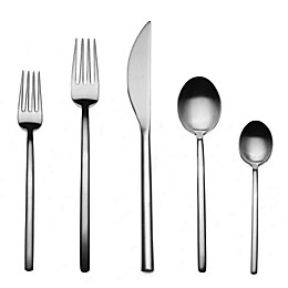 Mepra Due Ice 5-Piece Flatware Place Setting