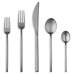 Mepra Due Ice 20-Piece Flatware Set