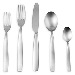 Mepra Mediterranea Ice 5-Piece Flatware Place Setting