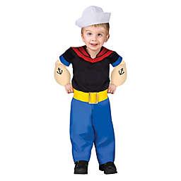 Popeye Child's Halloween Costume