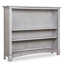 evolur™ Cheyenne/Santa Fe Hutch in Storm Grey