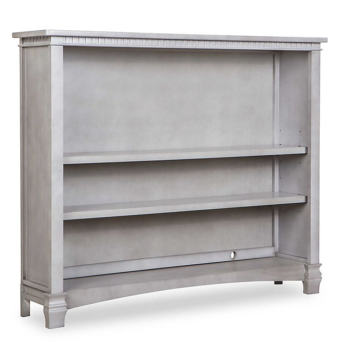 Alternate image 1 for evolur™ Cheyenne/Santa Fe Hutch in Storm Grey