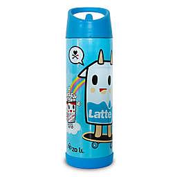 ZoLi Pip Toki 16 oz. Straw Water Bottle