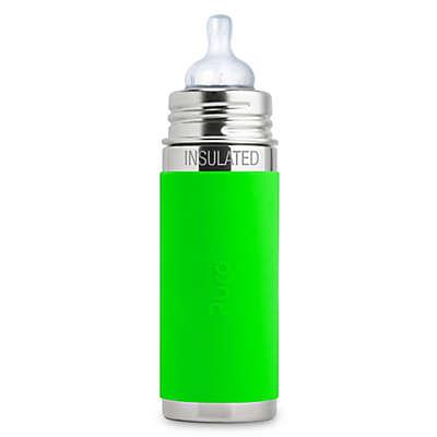 Pura® Kiki 9 oz. Stainless Steel Infant Bottle