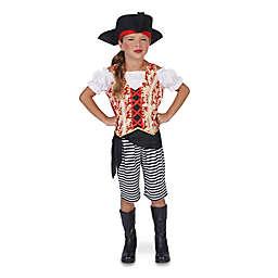 Pirate Girl Child's Halloween Costume